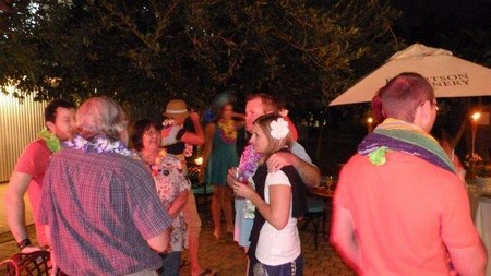 Mpumalanga Big Beach Party in Support of UIA2014 Durban