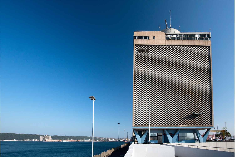 Ocean Terminal T Jetty The Kwazulu Natal Institute For