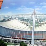 7. Moses Mabhida Stadium
